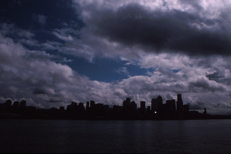 Seattle-sky